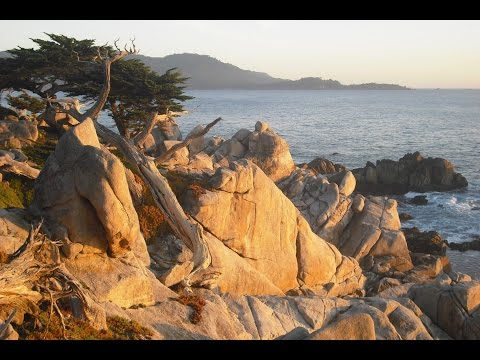 Scenic Workouts - Monterey Coast featuring Carmel, Big Sur & Pacific Grove