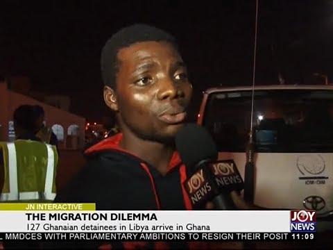 The Migration Dilemma - Joy News Interactive (30-11-17)