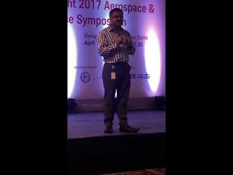 Anurag @ Keysight India A/D Symposium 2017 - Bangalore