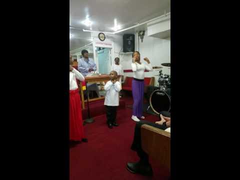 Praise Dance Pt.3