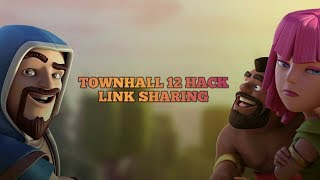 Townhall 12 Hack Version Is Here!!Pushing trophy's! Attacking with your favourite army using Gems!!