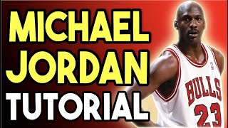 Michael Jordan Isolation Basketball Moves