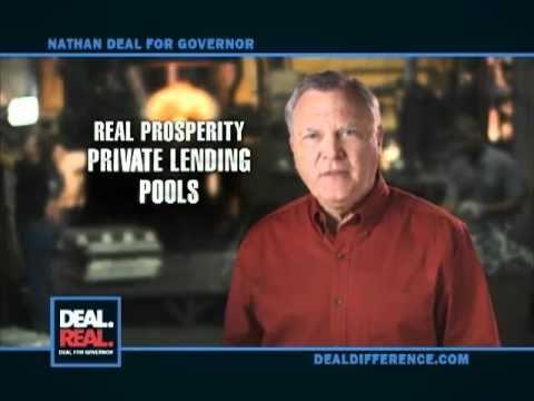 "Nathan Deal  ""Prosperity"""