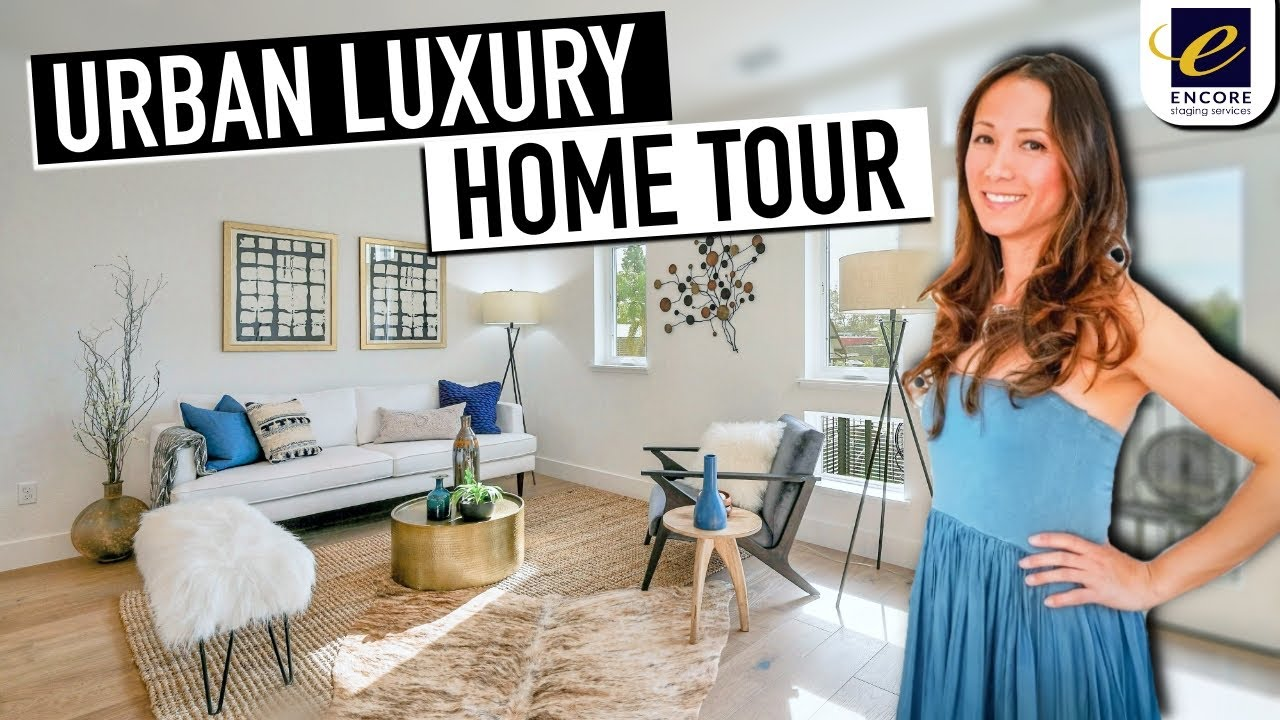 Home Staging Metz urban living model home staging in silicon valley | bay area real estate  2020