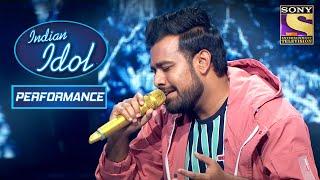 'Ek Ladki Ko Dekha' पे Shahzan ने दिया Melodious Performance   Indian Idol Season 11