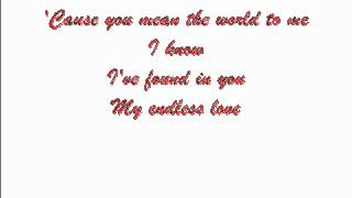 Lionel Richie & Shania Twain - Endless Love (with Lyrics)