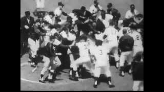 Dodgers vs. Giants - Bench Clearing Brawl 8/22/1965