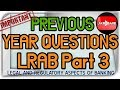 JAIIB Legal and Regulatory Aspects of banking Important Questions Part 3