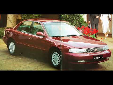 Kia Clarus / Credos 1995 - 2001 Video Tributo