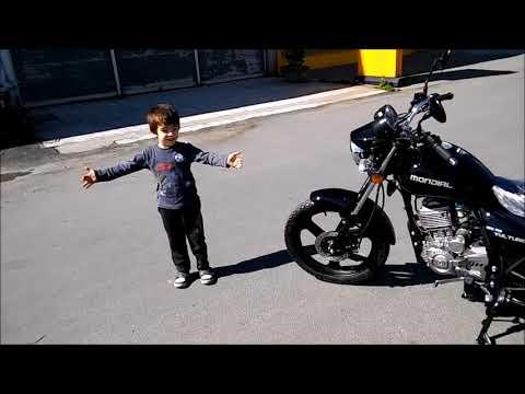 Mondial 150 MR Vultre Motosiklet Kısa Tanıtımı Mondimotor