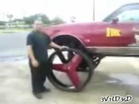 Hqdefault on Chevy Rims
