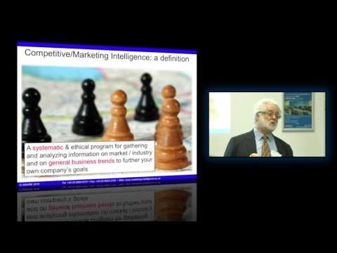 Competitive Intelligence By Arthur Weiss
