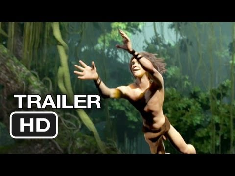 Tarzan Official Trailer #1 (2013) - Motion Capture Movie HD thumbnail