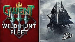 Gwent | Fan Friday Deck Guide | Wild Hunt Fleet