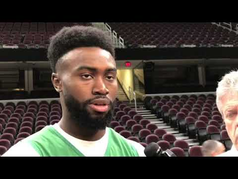 Boston Celtics' Jaylen Brown: Game 3 loss to LeBron James, Cleveland Cavaliers was 'embarrassing'