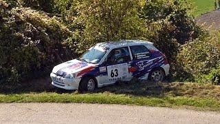 Vid�o Rallye d'Envermeu 2015 Crash & Show
