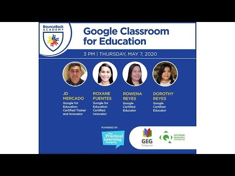 Google Classroom for Education