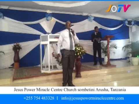 Kwanini Mungu Anachagua-Apostle Dunstan Haule Maboya