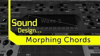 Morphing House Chords Tutorial in Ableton with Zebralette Free Vst Synth