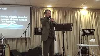 """""""Exaltación - Humillación"""" Pr. Claudio Aguilera"""