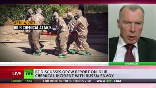 \'Conclusions are based on questionable data\' - Russian envoy on latest OPCW report
