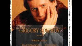 Prokofiev Sonata 8 op84 in B flat major III.Vivace / Grigory Sokolov