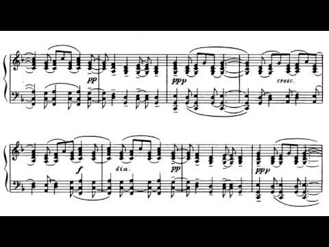 Sergei Rachmaninoff ‒ Morceaux de salon, Op.10