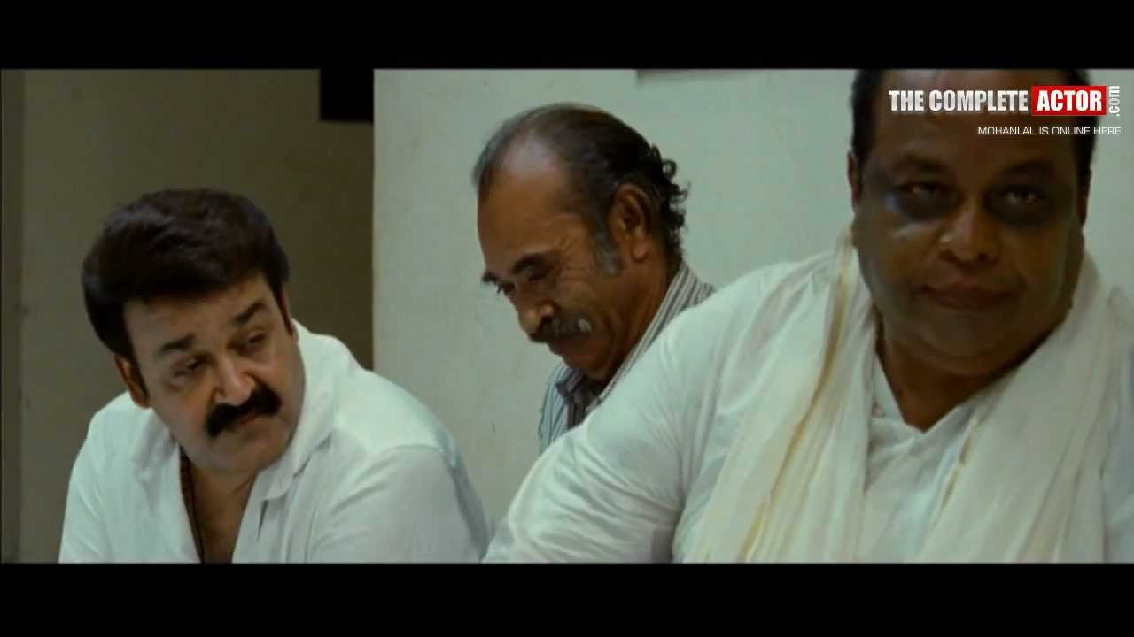 Spirit Malayalam Movie Scene 3 Hd Mohanlal