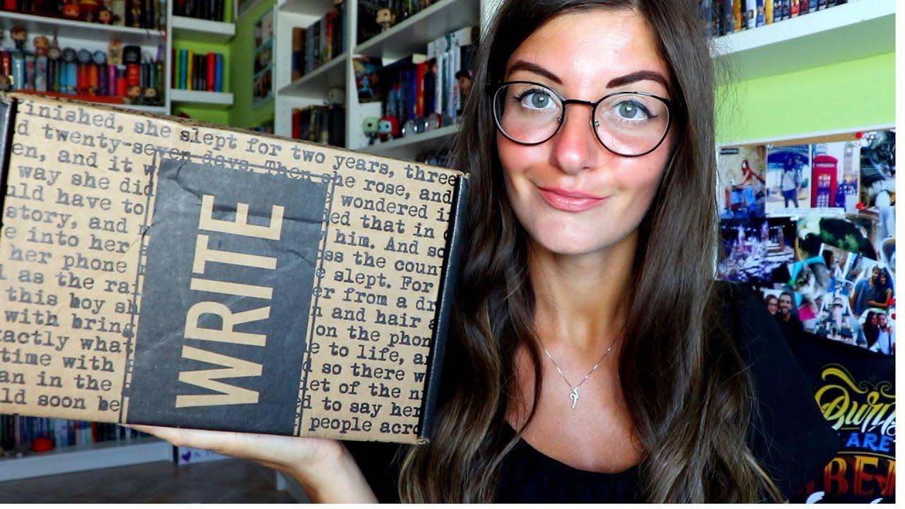 Quaderni, penne e caramelle | GO SCRIBBLER BOX 📝