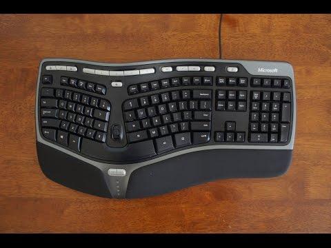 Microsoft Ergonomic Keyboard 4000 In-Depth Review