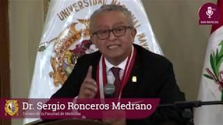 Tema: 163º Aniversario de la Facultad de Medicina San Fernando