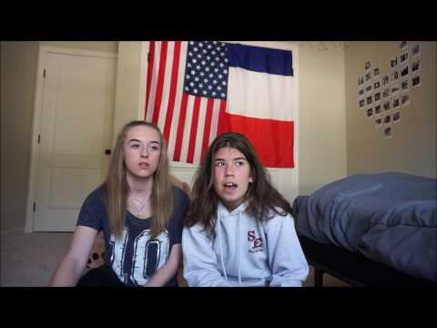 AMERICAN SCHOOL // French+Ukrainian opinion IN ENGLISH