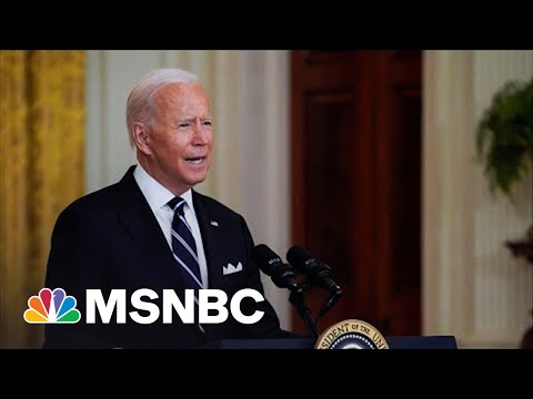 Biden Announces Covid Boosters Shot Rollout For Vaccinated Americans