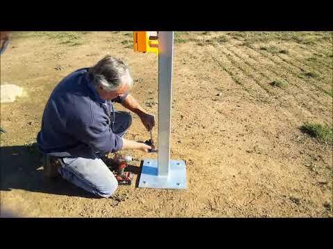 Solar Pump Installation Australian Bore Pumps