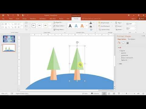 panduan-membuat-animasi-pohon-muncul-dari-bumi-menggunakan-powerpoint