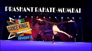 Acro Contemporary-Prashant Rahate(Mumbai)-INDIAS DANCE KINGS 2018-SEASON-5