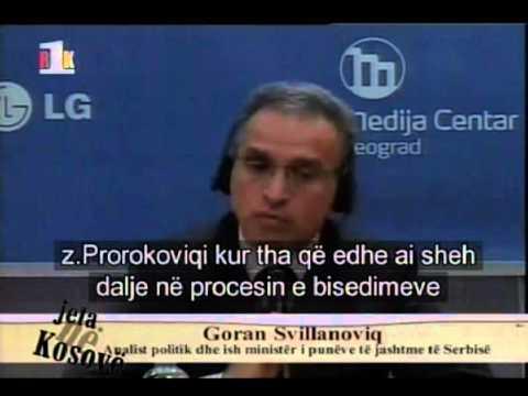 Life in Kosovo: Exclusive live Pristina-Belgrade debate