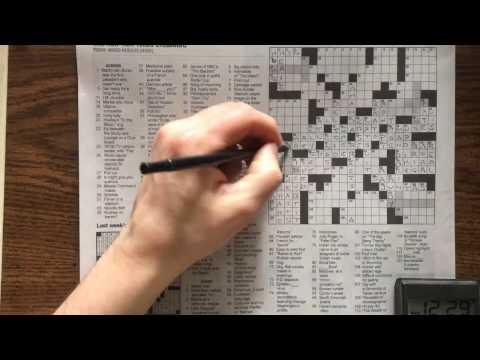 NYT Crossword 26Mar17 Mixed Results