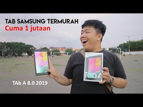 Tablet Termurah Samsung Galaxy Tab A 8.0 2019