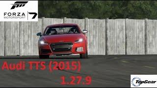 POWER LAP EP34-Audi TTS