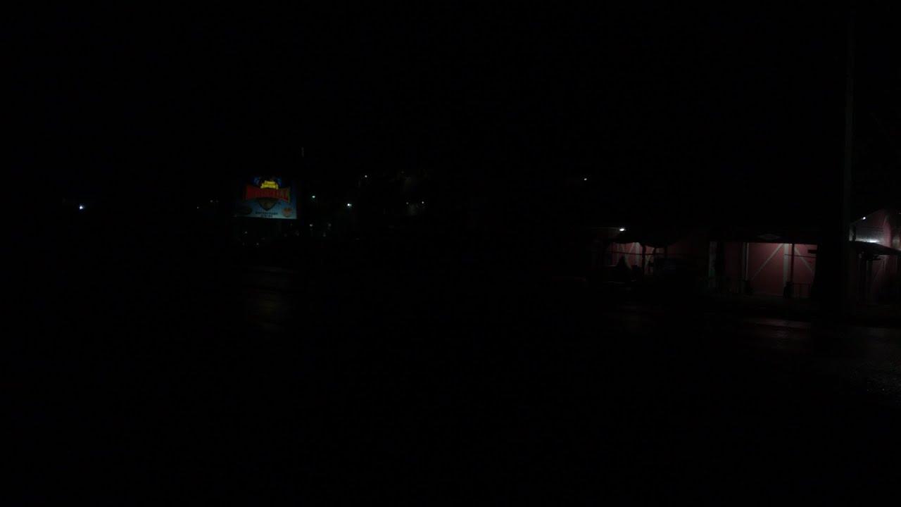 Damaging winds Key Largo now.