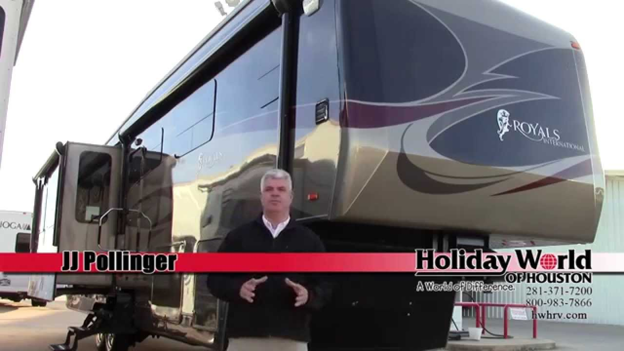 Preowned 2010 Carriage Royals International 37MSTR Fifth Wheel RV - Holiday  World of Houston in Katy
