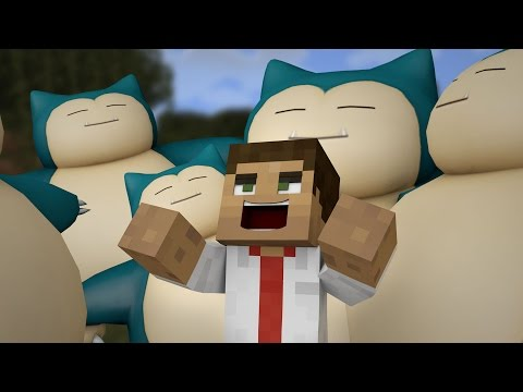 SNORLAX OVERALT - Pixelmon Episode #4 - Norsk Let's Play Minecraft Serie