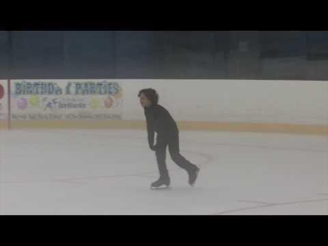Joshua Gonzalez  Compete USA Palm Beach Ice Works 2017