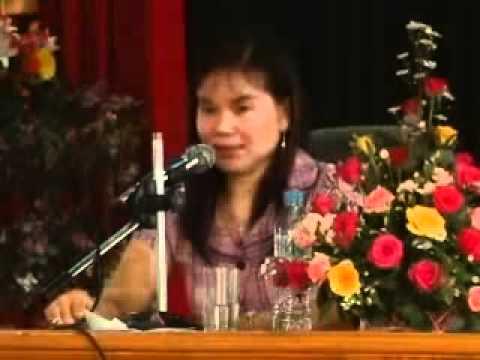 Phan Thị Bích Hằng Nói Chuyện Về Những Sinh Mạng Bé Bỏng.
