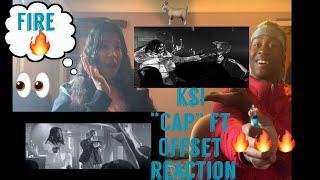 """KSI """"Cap"""" ft Offset Reaction"""
