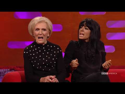 Mary Berry Was Arrested Over A Bag of Flour - The Graham Norton Show