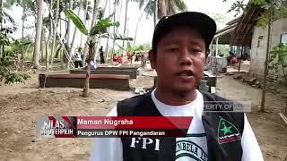 FPI DAN MTA GOTONG ROYONG BEDAH RUMAH WARGA