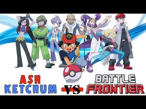 Download Youtube: Ash vs Battle Frontier