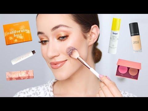 Doing Summer Makeup in Natural Light 😍 thumbnail